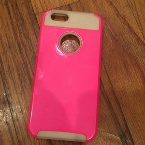 iPhone case pink
